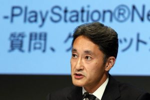 Vicepresidente Ejecutivo de Sony, Kazuo Hirai