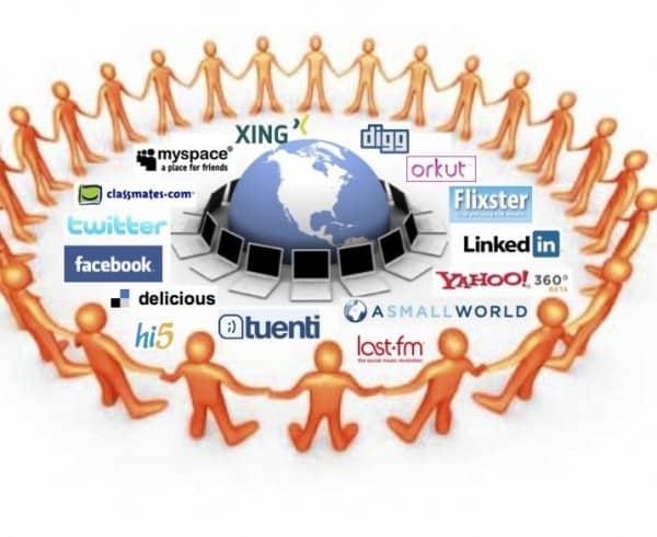 Usuarios no prestan atención a publicidad en redes sociales