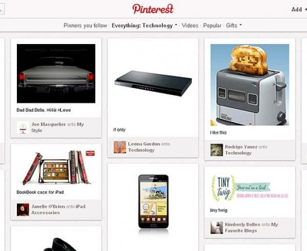 ¿Qué es Pinterest, como funciona y por qué no estoy en él?