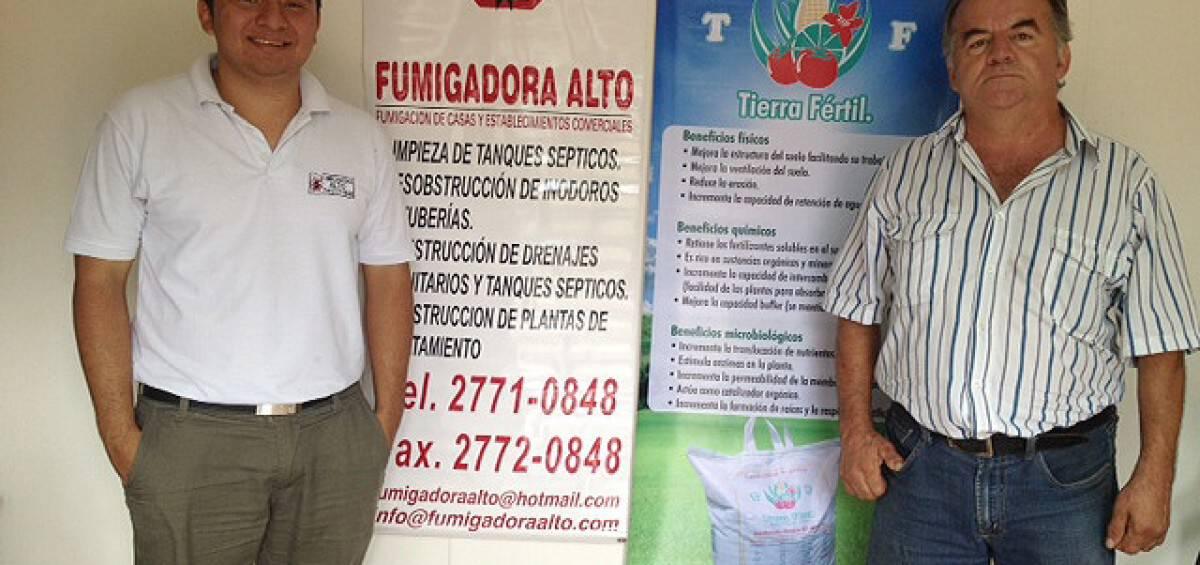 """""""Queremos con la página armar clientela fuera de Costa Rica"""""""
