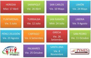 ZEWS participará en el TOUR PYMES 2013