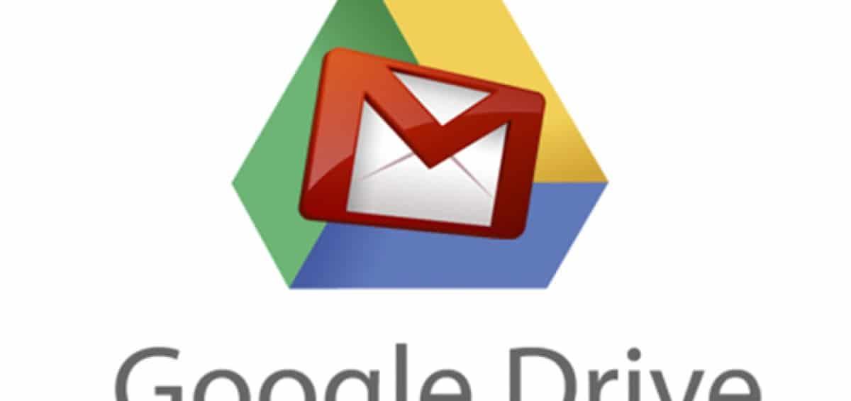 Gmail y Google Drive unificarán su espacio
