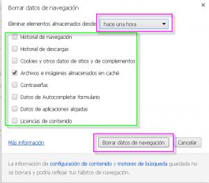 ¿Cómo limpiar el caché de mi navegador? (Tutorial para Mozilla Firefox y Google Chrome)