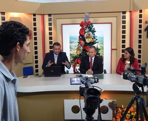 ZEWS y TV Sur Canal 14 al ritmo de la evolución
