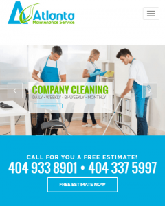 Cleaning Companies in Atlanta   Georgia GA
