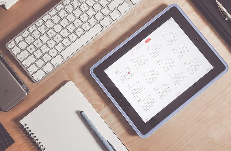 Calendario de publicaciones en redes sociales - por qué es importante