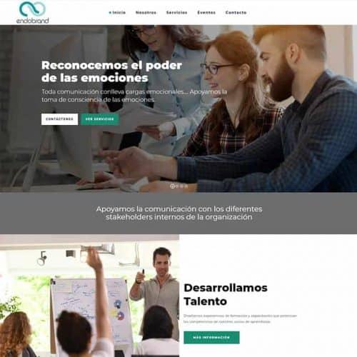 Diseño de sitios web para empresas de comunicación en Panamá