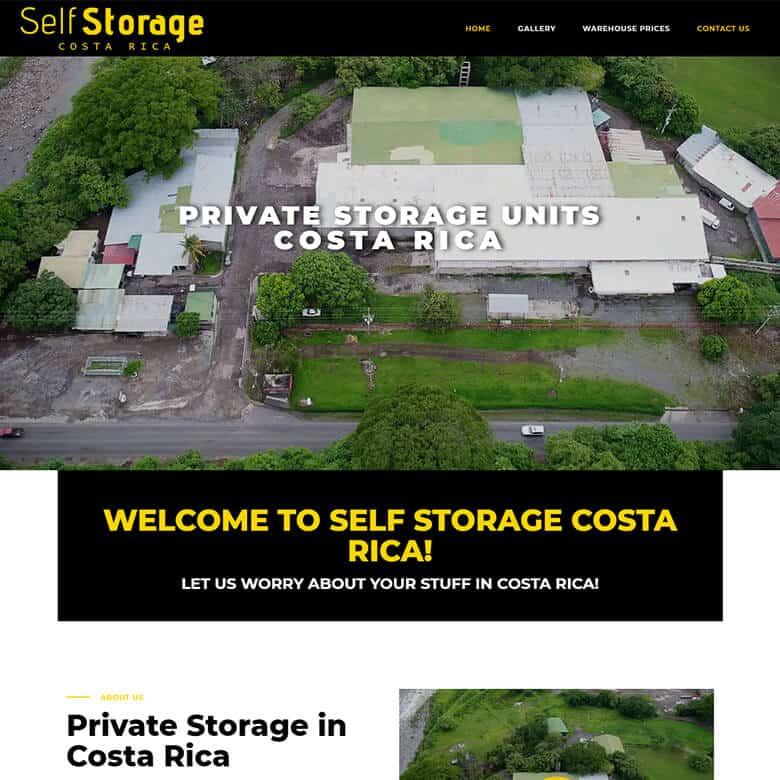 Self Storage Costa Rica