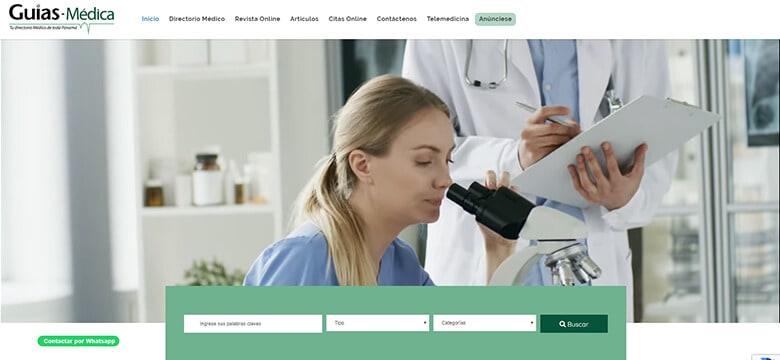 Guía Médica Panamá sitio