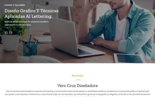 Vero-Cruz Branding & Lettering