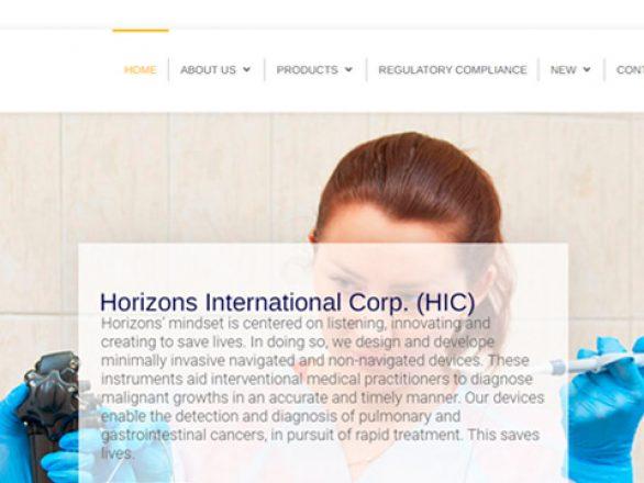 Horizons International Corp